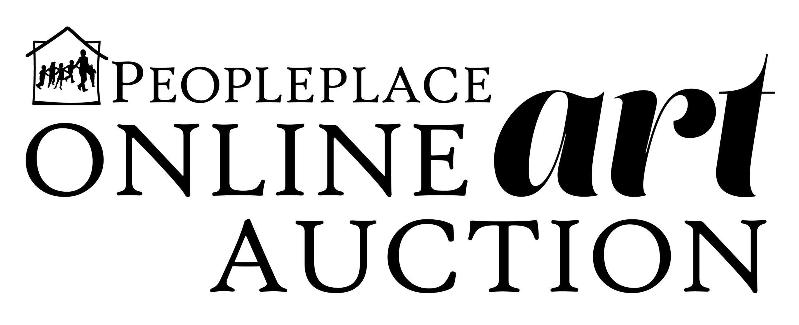 Peopleplace_Logo_2021 Art AuctionL